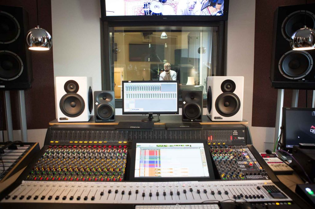 what is audio mixing cutting factory berlin sound desk