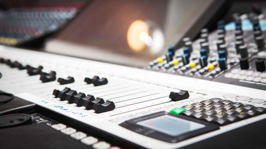 audio production services mixing berlin cutting factory